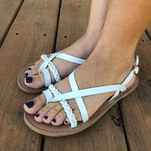 Women's Strappy Flat Sandals Bundle